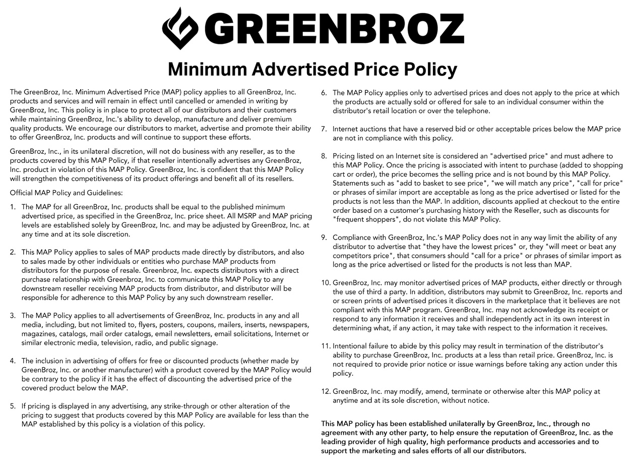 GreenBroz-MAP-Policy-April-2021